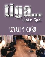 Tiga Loyalty Card