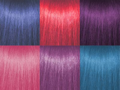 Cinderella Fantasy Hair Extensions