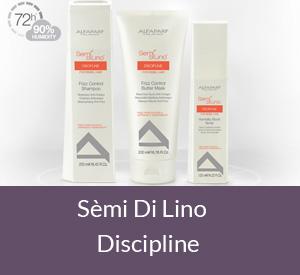 Semi Di Lino Discipline