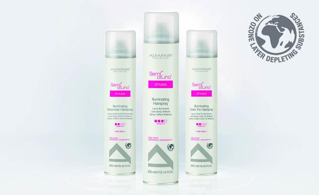 Semi Di Lino Hairspray