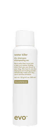 water killer brunette