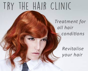 Hair Clinic - Revitalise your hair